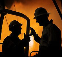 Rig Manager and Drilling Superintendent by Kai Offshore Photography