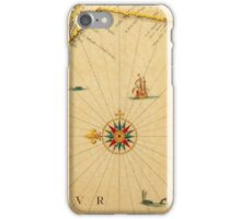 Discovery Map iPhone Case/Skin