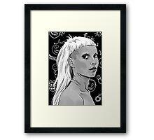 Yo-landi Framed Print