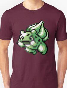 #001 - Bulbasaur Retro 8-Bit  T-Shirt