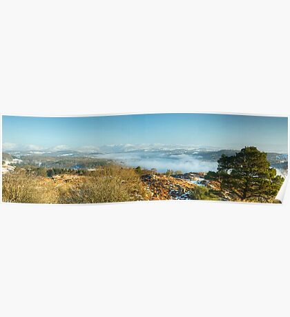 The View From The Heights Poster