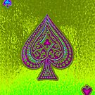Ace of spades by ©The Creative  Minds