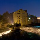 Elora Mill by Rob Smith