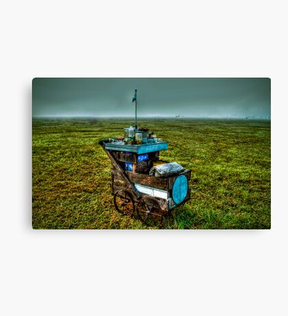Without Seller  Canvas Print