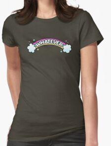 Whatever // Sarcastic Rainbow Pastel Goth T-Shirt