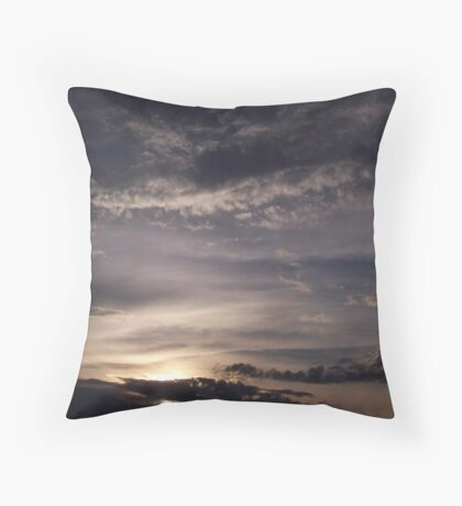 Homey II. Vintage. Throw Pillow
