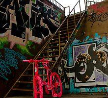 Good Bike Graffiti by Eric W Dunthorne