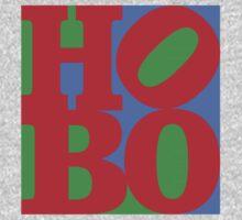 HOBO - Art T-Shirt