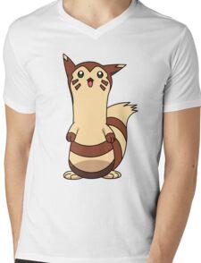 furret  Mens V-Neck T-Shirt