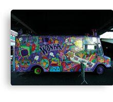 Wonka Mobile Canvas Print