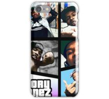 Tory Lanez Grand Thief Auto iPhone Case/Skin