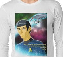 Tribute to Nimoy Long Sleeve T-Shirt