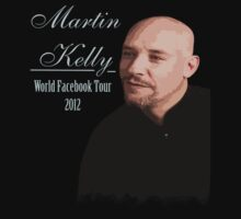 Martin Kelly - World Facebook Tour 2012 by marinasinger