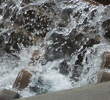 water falls by GemaKhan