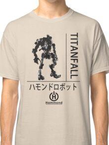 Titanfall #1 - Stryder Classic T-Shirt