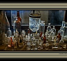 The Apothecary Is Open by Steve Walser