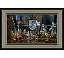 The Apothecary Is Open Photographic Print