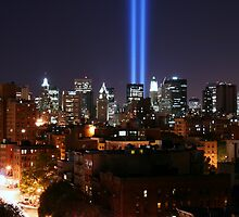 Memorial Lights by Joseph Pacelli
