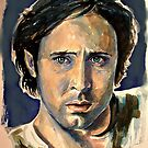 Alex O'Loughlin, featured in Art Universe, The Group, Inspired Art by Françoise  Dugourd-Caput