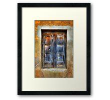 Aperture 10 Framed Print