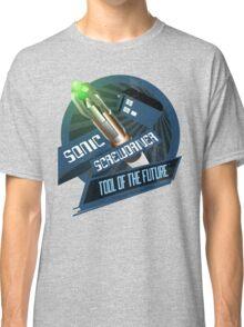 Screwdriver of the Future! Classic T-Shirt