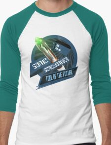 Screwdriver of the Future! Men's Baseball ¾ T-Shirt