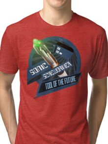 Screwdriver of the Future! Tri-blend T-Shirt