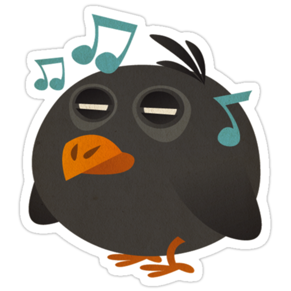 Musical bird by acifuentes
