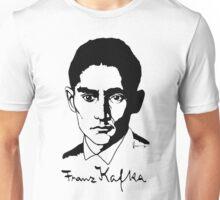 Franz Kafka (Light) Unisex T-Shirt