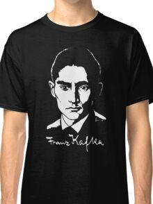 Franz Kafka (Dark) Classic T-Shirt