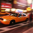 Taxi by Joseph Pacelli