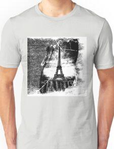 Vintage Eiffel Tower Paris #1 T-shirt Unisex T-Shirt