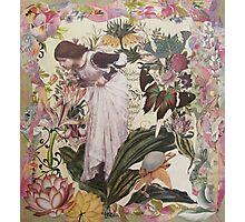 My Garden's Embrace Photographic Print
