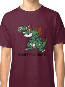 Feraligatr Devamped Sprite w/ Entry Classic T-Shirt