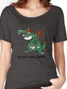 Feraligatr Devamped Sprite w/ Entry Women's Relaxed Fit T-Shirt
