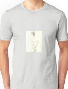 Dandelion sketch Unisex T-Shirt
