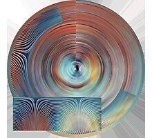 Circling #2 Photographic Print