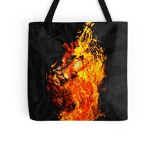 I Will Burn You Tote Bag