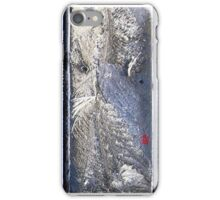 Frost Owl #02 iPhone Case/Skin