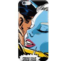 Interracial Love iPhone Case/Skin