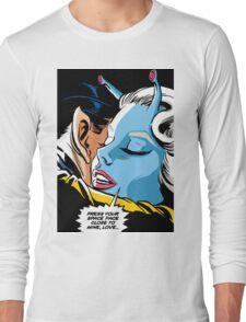 Interracial Love Long Sleeve T-Shirt