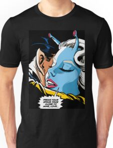 Interracial Love Unisex T-Shirt