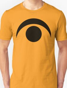 Sun and Crescent Moon | Black Ink T-Shirt