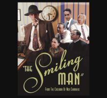 """The Smiling Man"" Poster - Color by B.J. West"