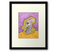 Gore Framed Print