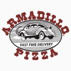 Armadillo Pizza by B.J. West