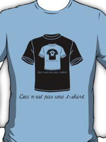 This Is Not A T-Shirt (Light) T-Shirt