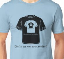 This Is Not A T-Shirt (Light) Unisex T-Shirt