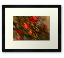 Views: 1426 *** Apple tree Abstract. by Andrzej Goszcz.   Framed Print