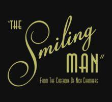 The Smiling Man -- Logo (Dark) by B.J. West